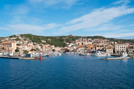 La Maddalena, Sardinia, Italy