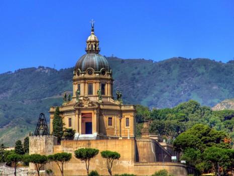 Messina, Sacrario di Cristo Re