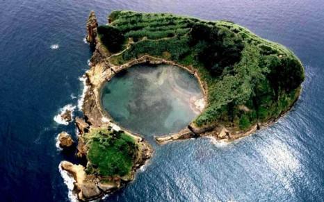 island Vila Franco do Campo