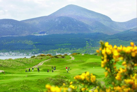 Golf Royal County Down