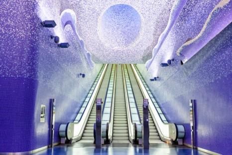 metro неаполь