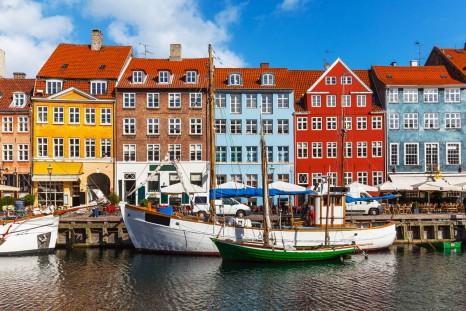Причал_в_Копенгагене