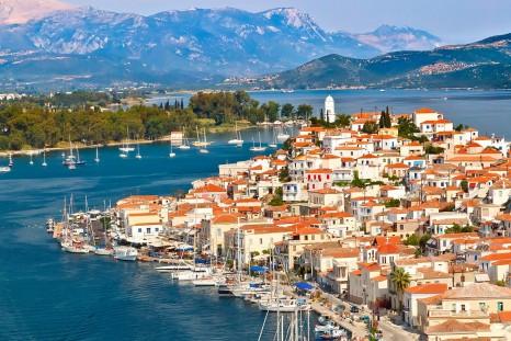 Ile-de-Poros-îles-Saroniques-Grèce