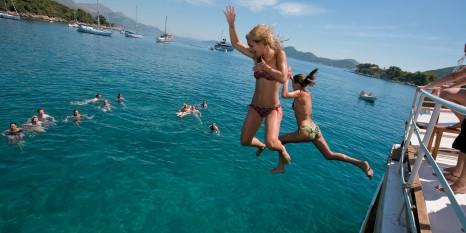 croatia summer sailing trips