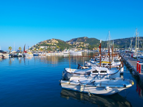 Puerto Andratx, Mallorca